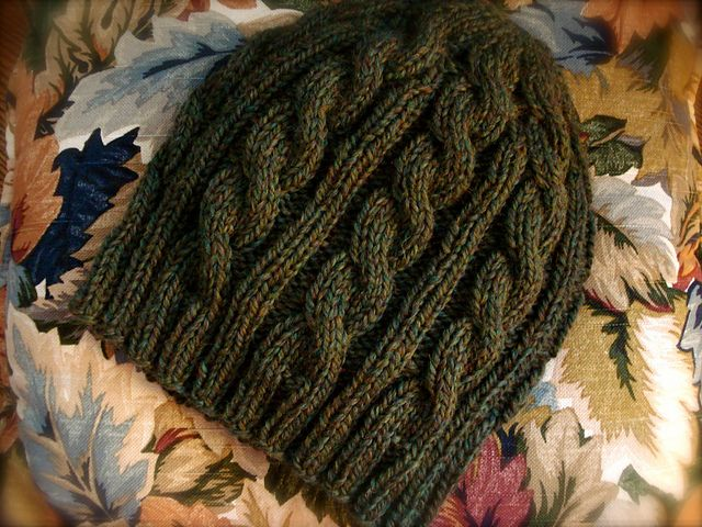 Ravelry Irish Hiking Hat Archive Pattern By Alicia Granquist