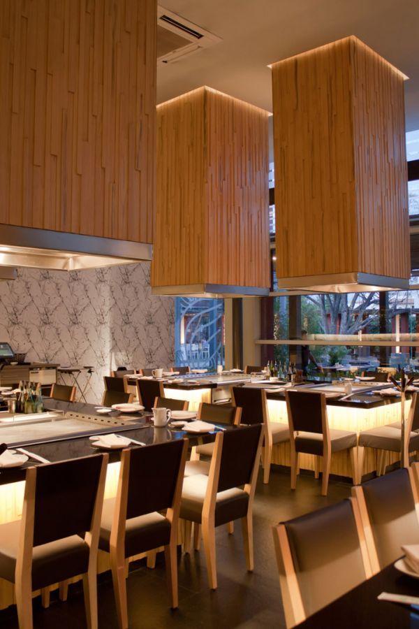 13 Stylish Restaurant Interior Design Ideas Around The World Photo