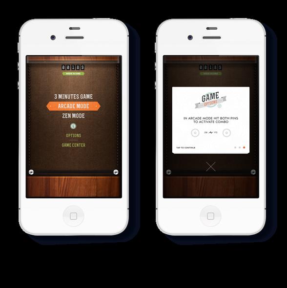 Juggle Pocket Machine (iOS Game) by Yegor Trukhin, via