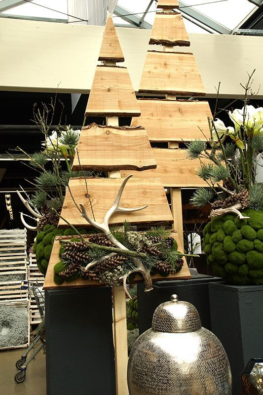 Christmas arrangement ideas & Totensonntag #rustikaleweihnachten
