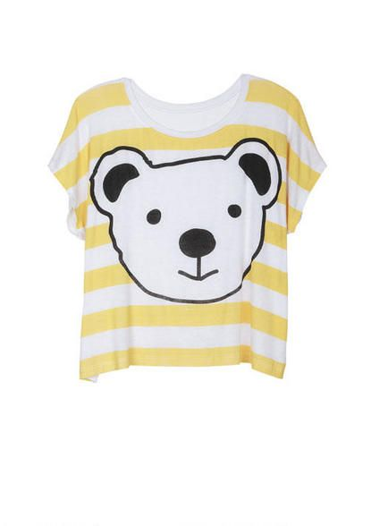 2498827e Polar bear t-shirt from Delia's.... I WANT THIS!!!!! Omg it is so cute!