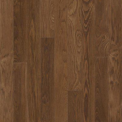 Hardwoof Flooring Dog Friendly Hickory Walnut Medium