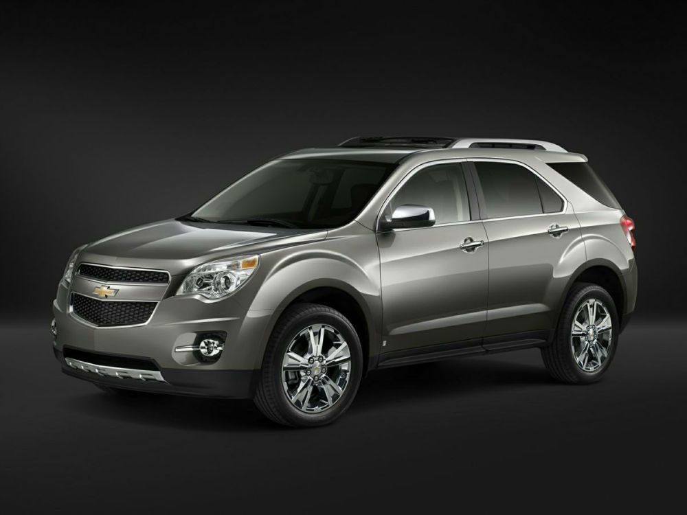 2014 Chevrolet Equinox Lt Awd Things With Wheels Tires