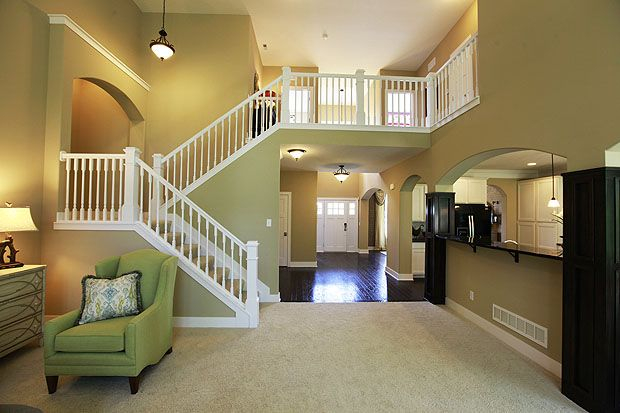 Dominion Homes\' model is one of three in the Parade of Homes to ...