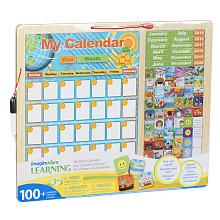 Imaginarium My To Do Magnetic Board and Calendar