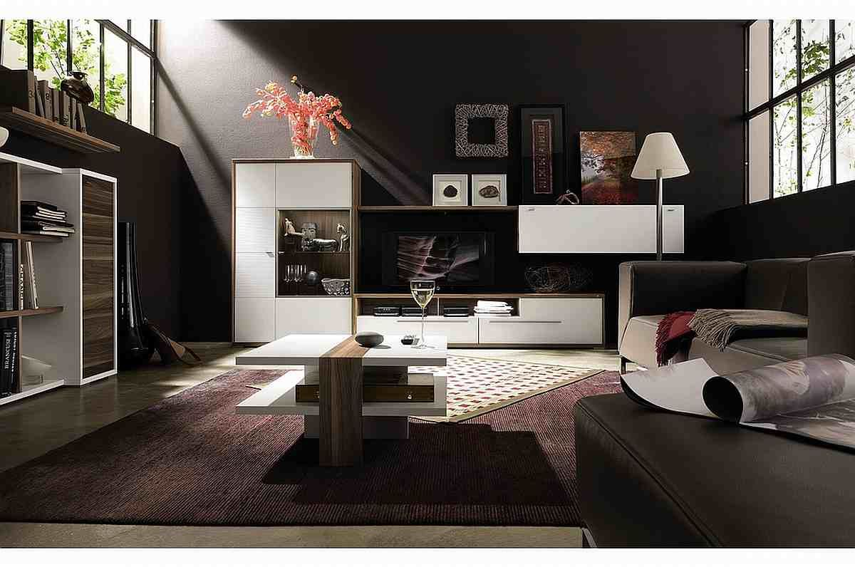espresso walls, mauve carpet   How to Play Down Ugly Carpet   Pinterest