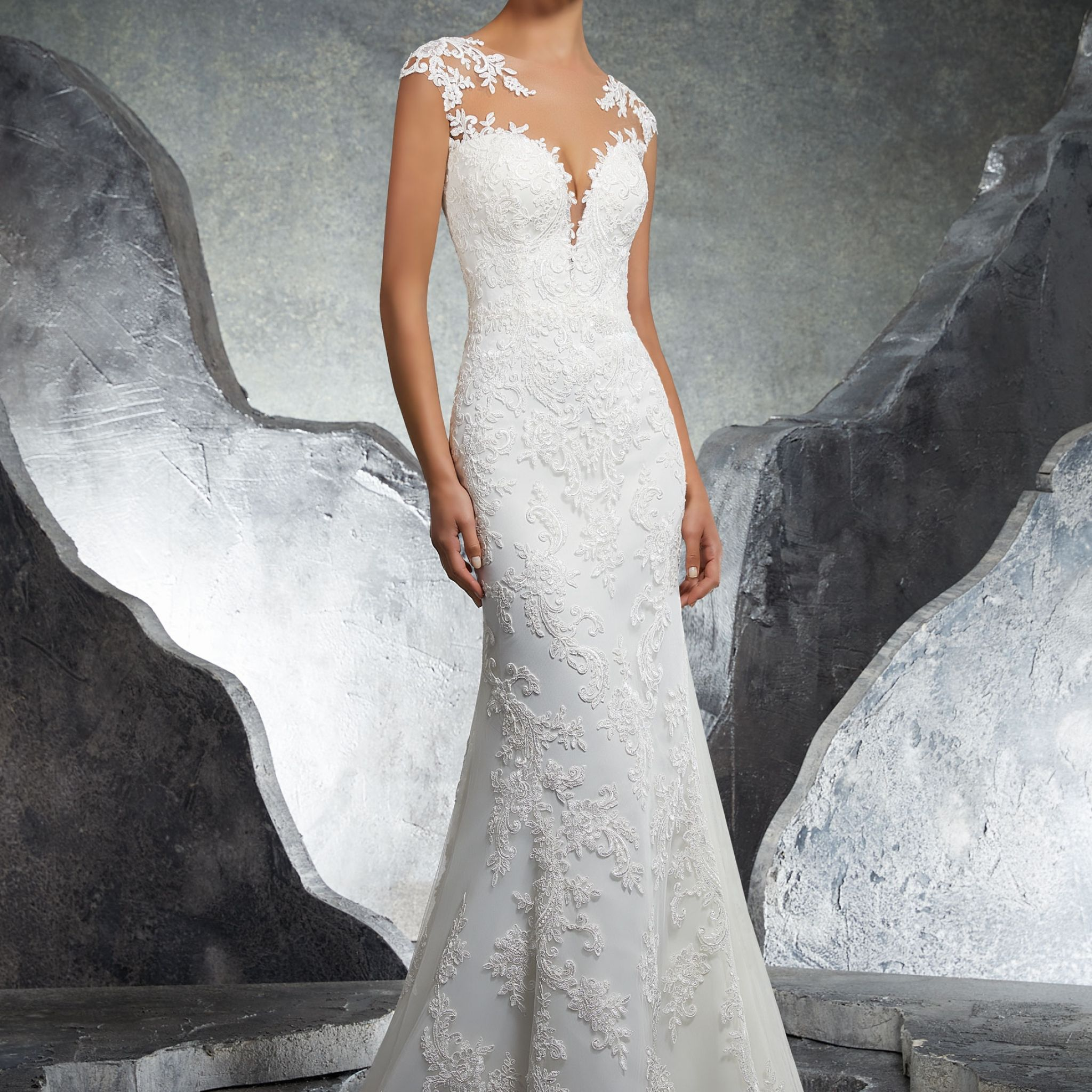 Deco Wedding Dress, Wedding Gowns