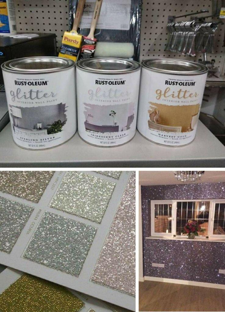 Best Glitter Wall 16 is part of Glitter bedroom -