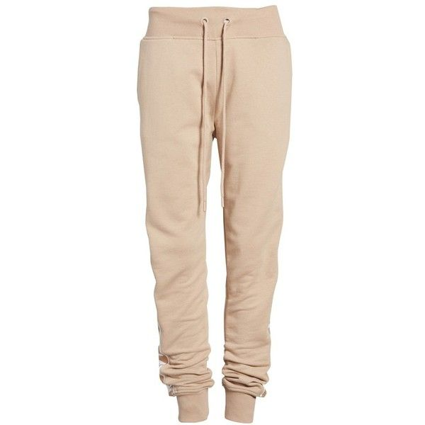 6b573e9acdea Women s Ivy Park Logo Tape Jogger Pants ( 90) ❤ liked on Polyvore featuring  activewear