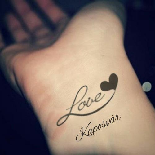 Tumblr Hand Heart Tattoo Neck Tattoo Tattoos