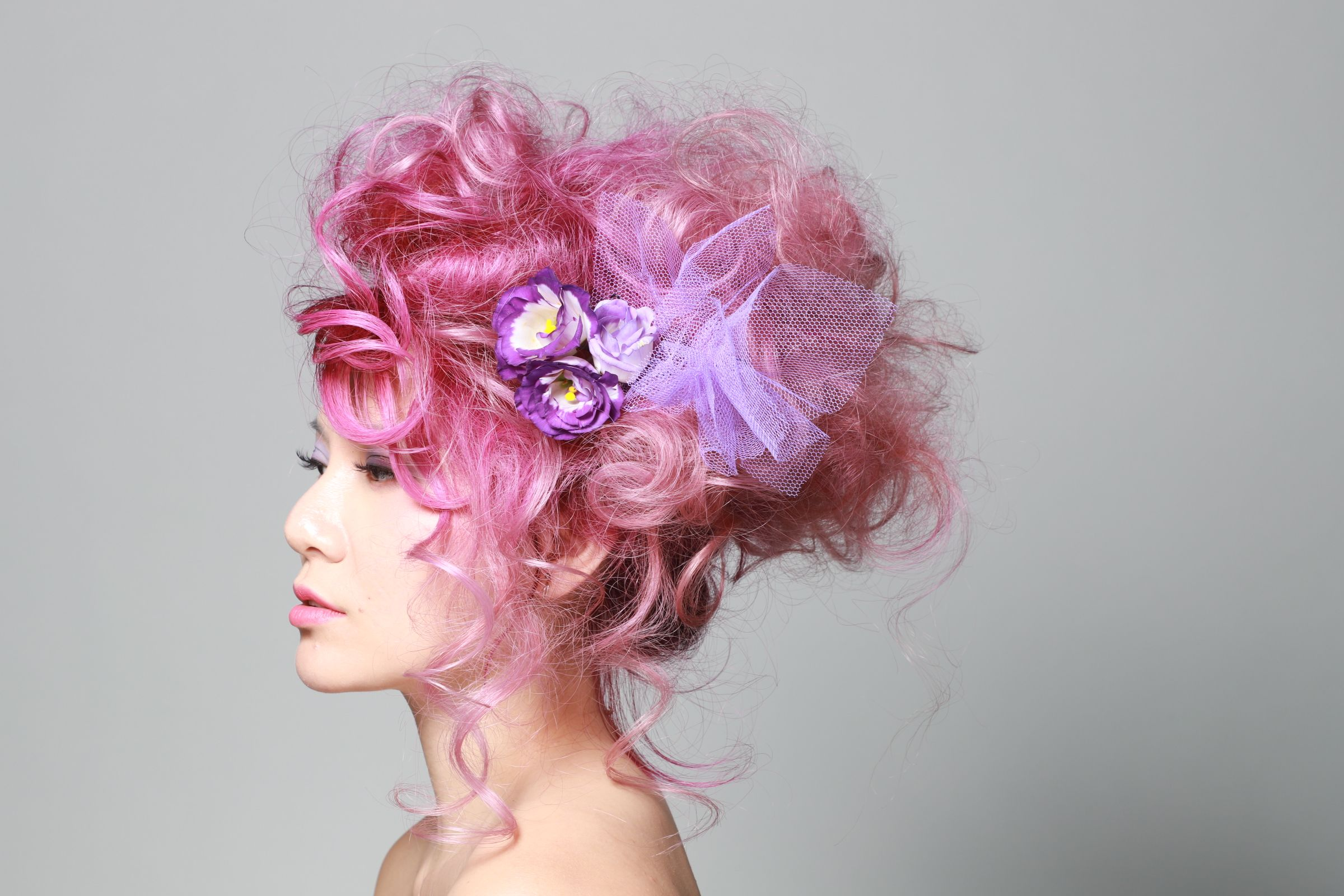 Pin by Kevin Leung on Creative hair Creative hairstyles