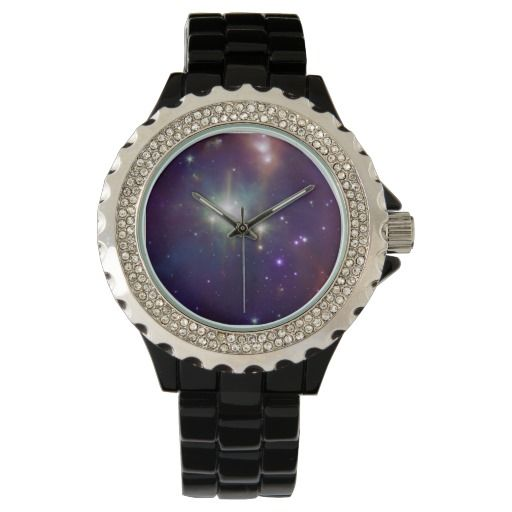 NASA Sig07-017 Coronet wrist watch