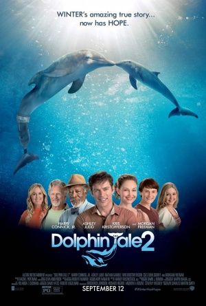 Dolphin Tale 2 (2014) - MovieMeter.nl