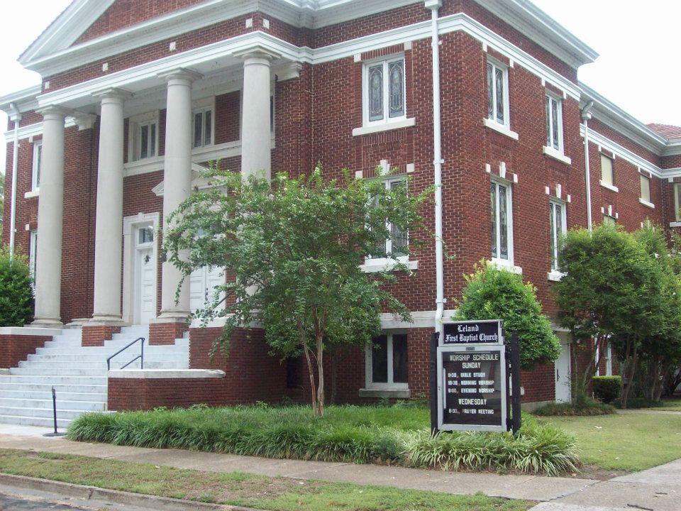 My Home Church The First Baptist Church Of Leland