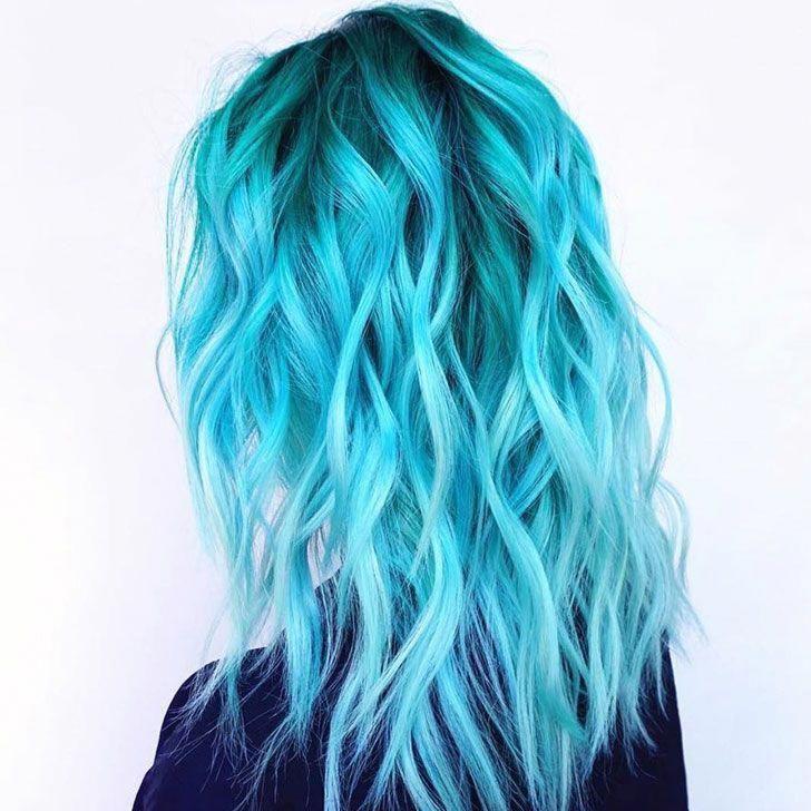 20 Best Mermaid Hair Ideas For You To Try In 2018 Mermaidhair