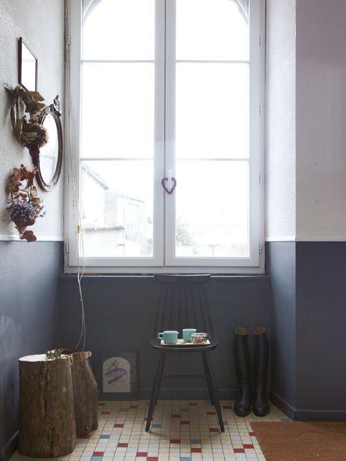Melanie Rodriguez Chez Aurelie Lecuyer Decoration Maison Interieur Maison Interieur Vintage
