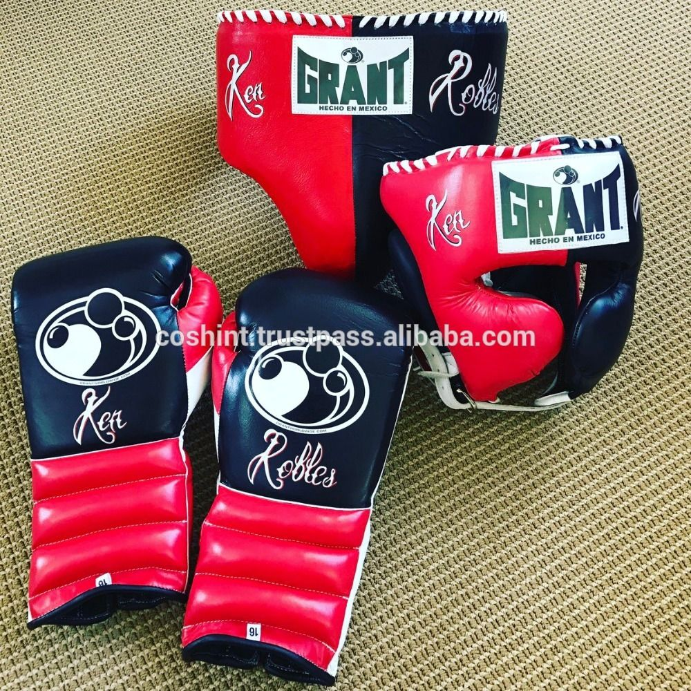 Red Black Leather Mexican Grant Gloves | Mexican Gloves Supplier #cosh #leather #high #quality #grant #boxing #gloves #mexico #mexican #supplier #maker #glove #important #everlast