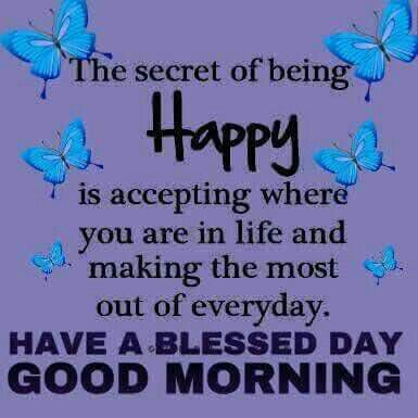 A Beautiful And Blessed Day With Images Good Morning