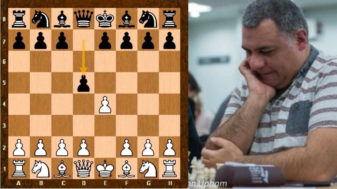 Kingscrusher Over The Board Game White Vs Scandinavian Defence Barnet Board Games Chess Strategies Games
