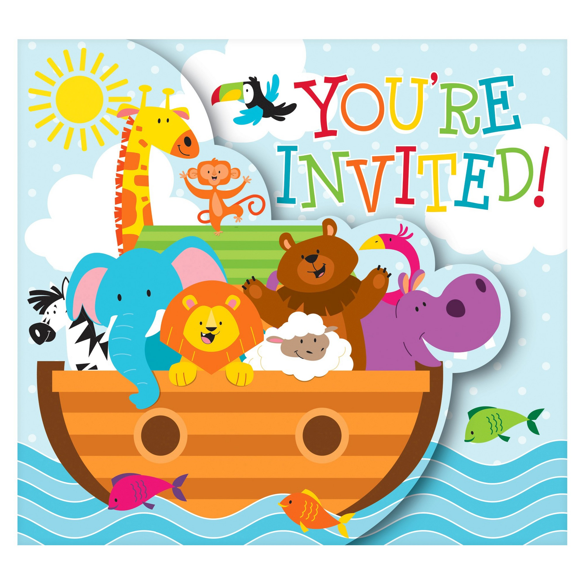noahs ark baby shower ideas for baby shower party. Noah\u0027s Ark Invitations Noahs Baby Shower Ideas For Party