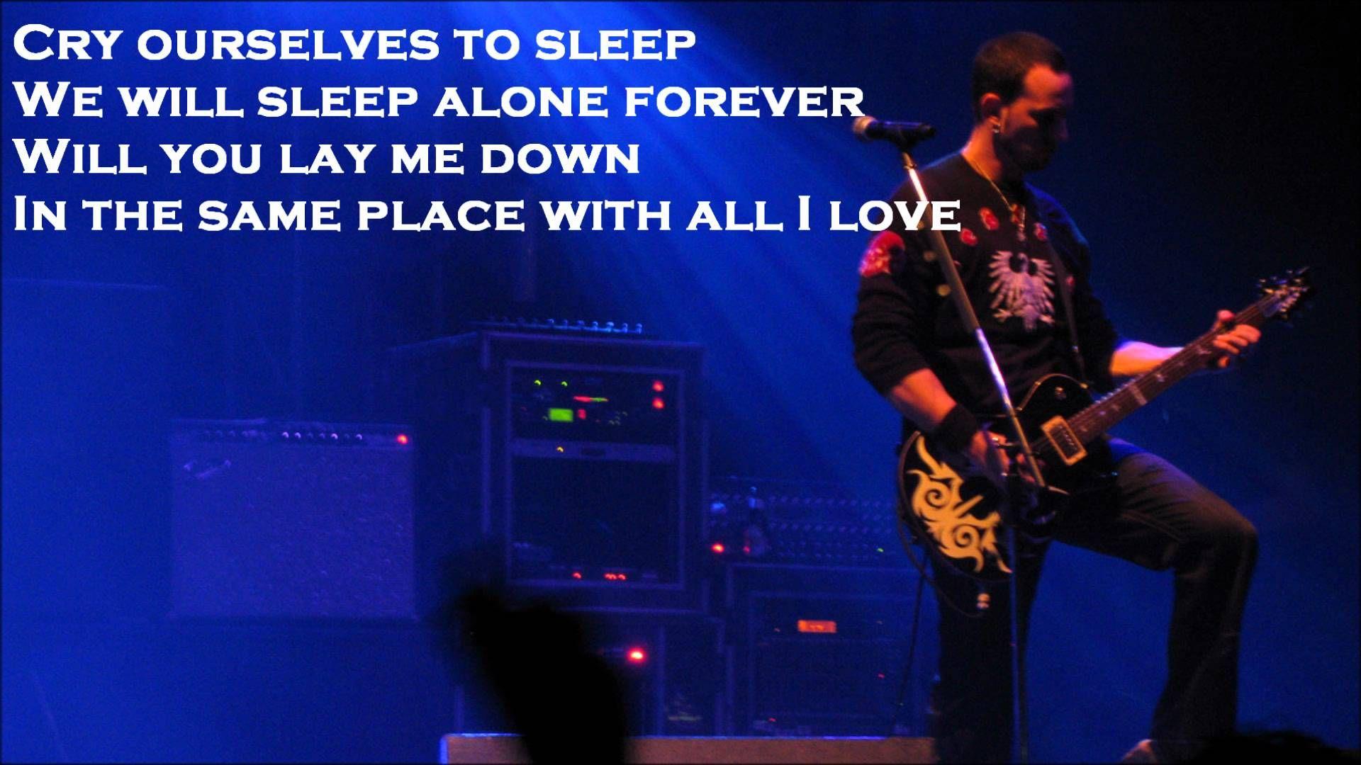 Broken Wings By Alter Bridge Lyrics Alter Bridge Burn It Down Lyrics