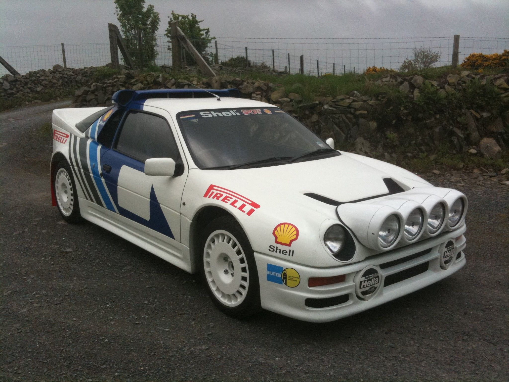 Inspirational Ford Rs200 Replica In 2020 Replica Cars Ford Ford Rs