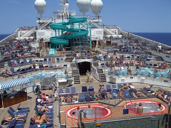 This Is Our Cruise Ship For The Honeymoon The Carnival