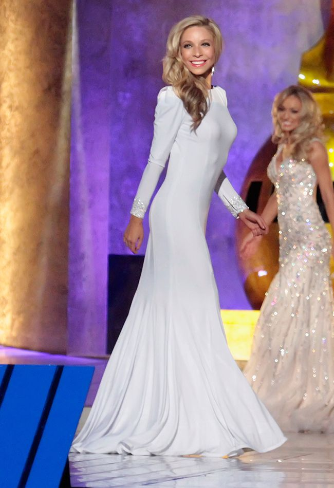 6 Wedding-Worthy Looks From the Miss America 2015 Pageant