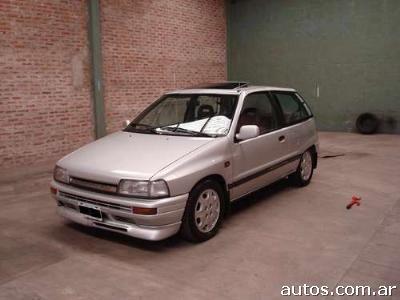 Daihatsu Charade Gtti Turbo With Images Daihatsu Charades