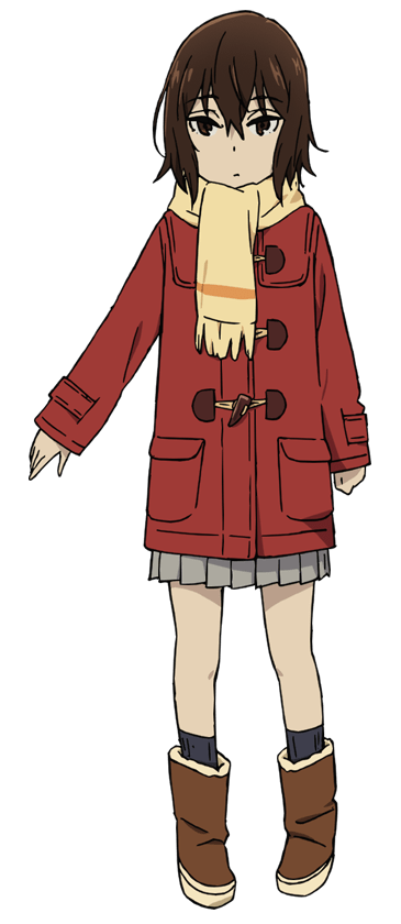 Kayo Hinazuki from Erased Anime character design, Anime