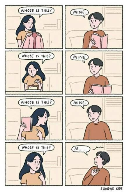 Pin By Ameisha On Korean Comics In 2020 Cute Couple Comics