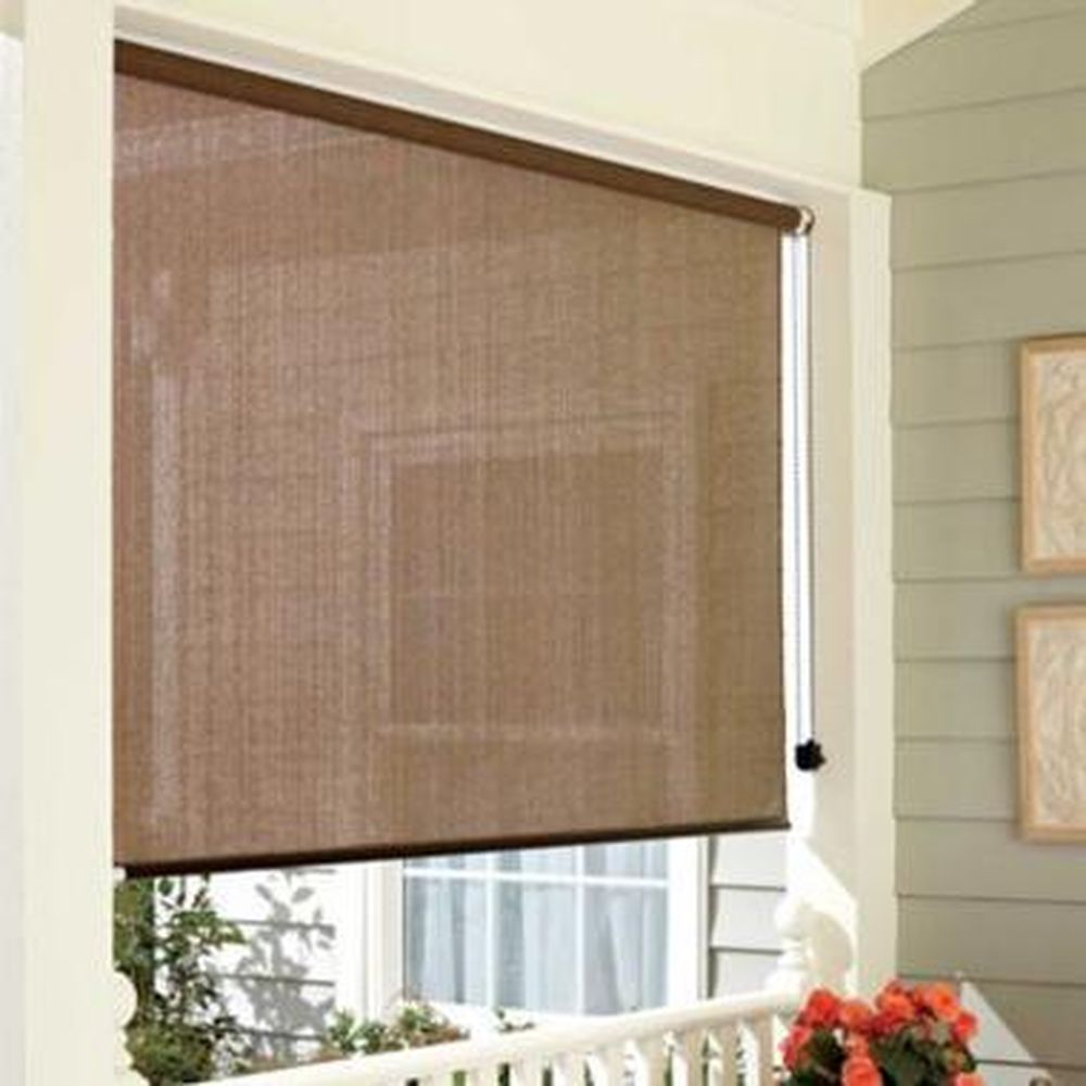 Roll Up Solar Shades Skymall For Back Door Windows