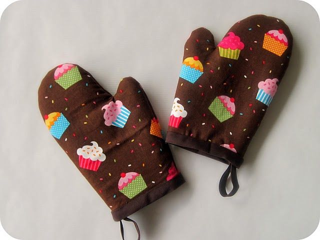 How to Make Kids' Oven Mitts