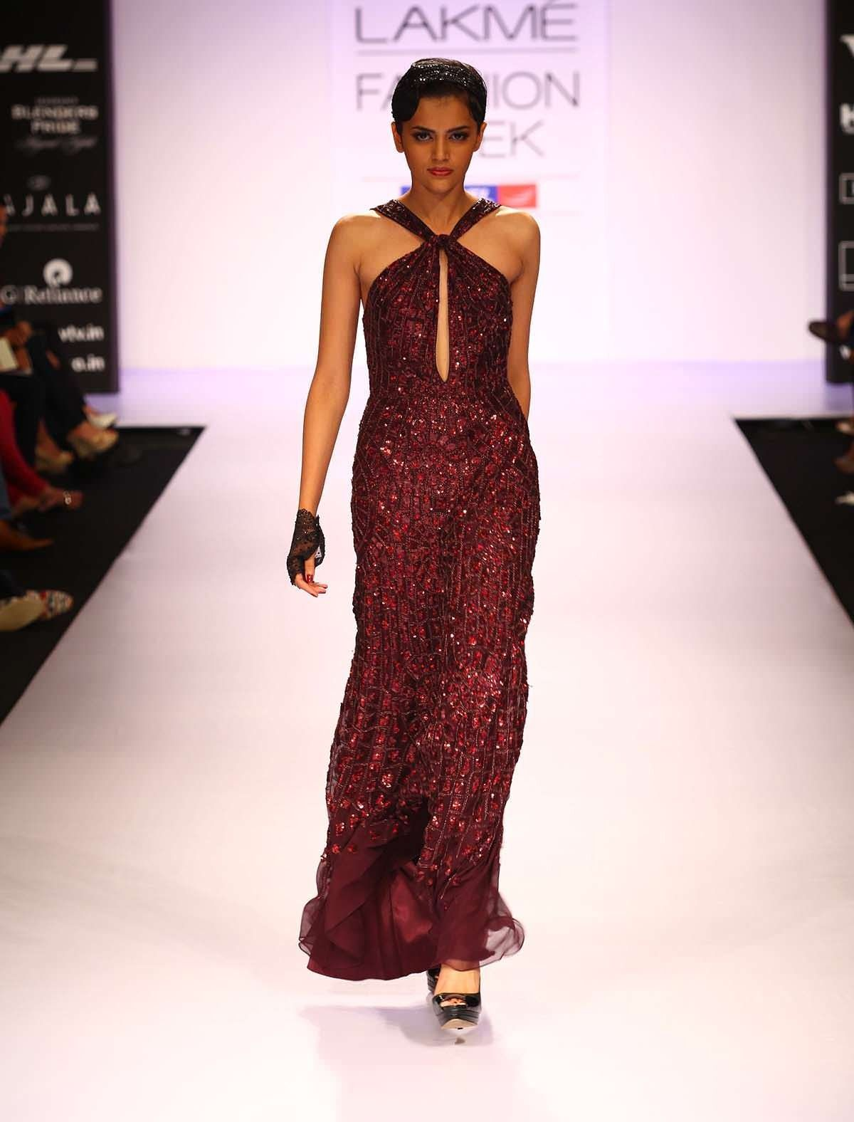 Komal sood glittering gown dream dresses pinterest gowns and