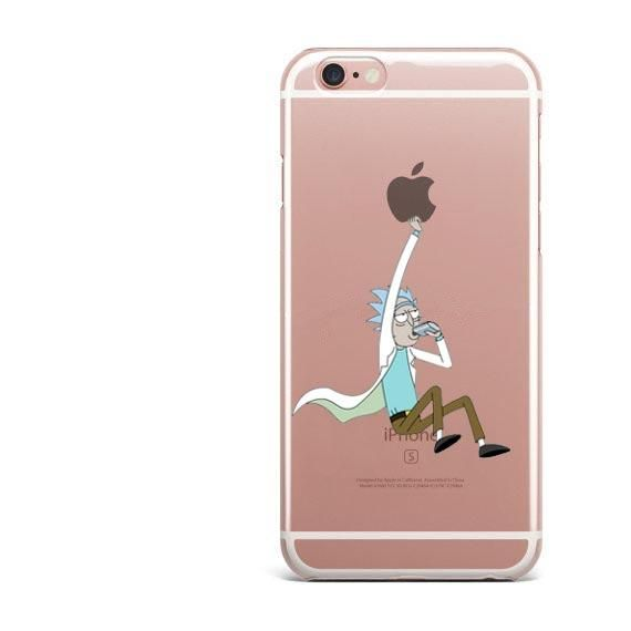 rick and morty phone case iphone 7 plus