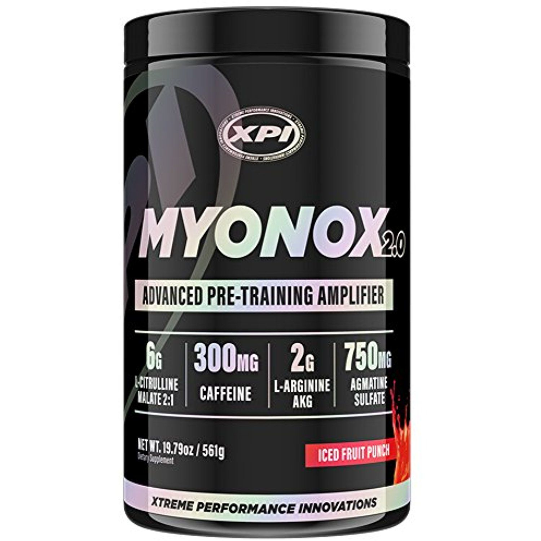 XPI Myonox 2.0 (30 Serv) (Iced Fruit Punch) Advanced Pre