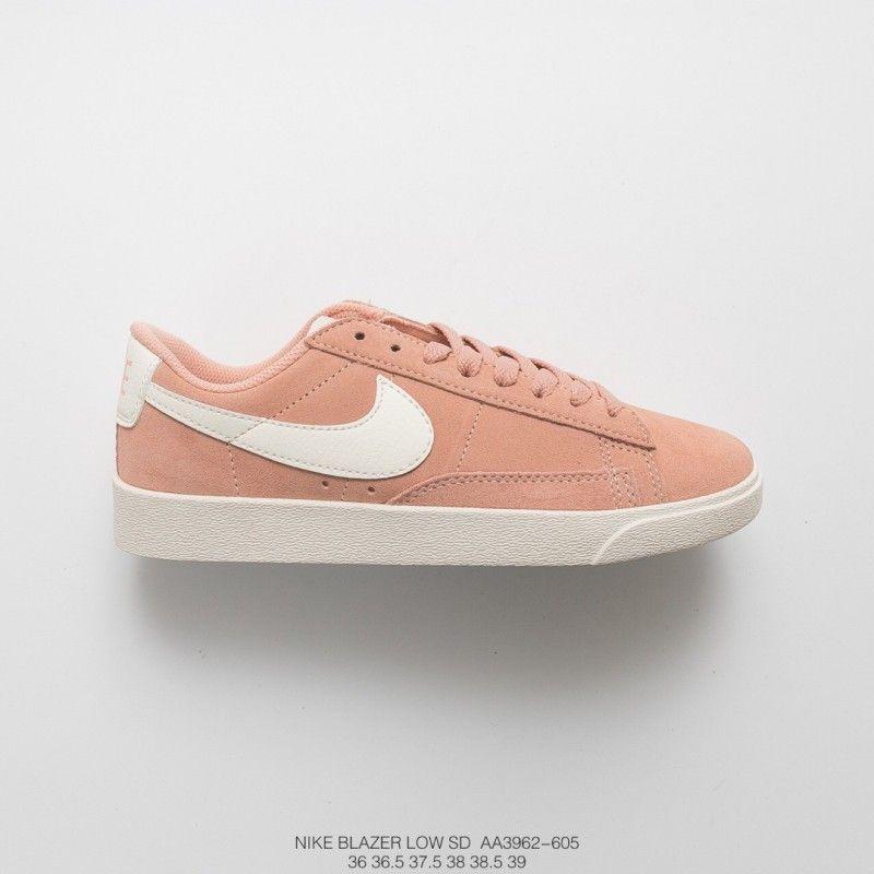 Der günstigste Frauen Schuhe NIKE Blazer Low Sd AA3962 605