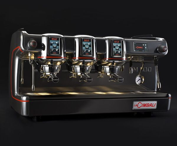 M100 Lacimbali Coffee Machine On Behance Coffee Machine