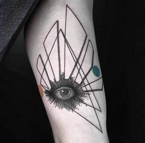 Figuras Geometricas Tatuaje Ink Tattoos Tattoo Designs Y