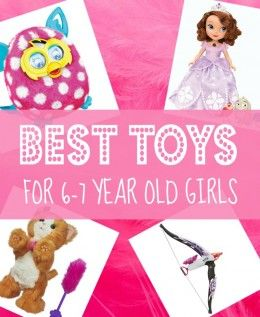 Best Gifts for Six-Year-Old Girls – Christmas, Birthday, or Hannukah ...