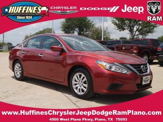 Sdn I4 2 5 S 2016 Nissan Altima 4dr