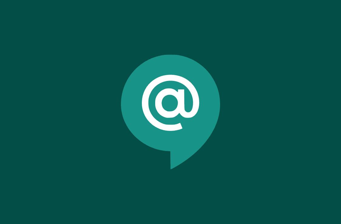 طريقة استخدام جوجل شات للتواصل مع الأصدقاء مباشرة من الجيميل إذا كان لديك حساب لدى جوجل فيمكنك الوصول إلى Google C Chat App Hangouts Chat Retail Logos