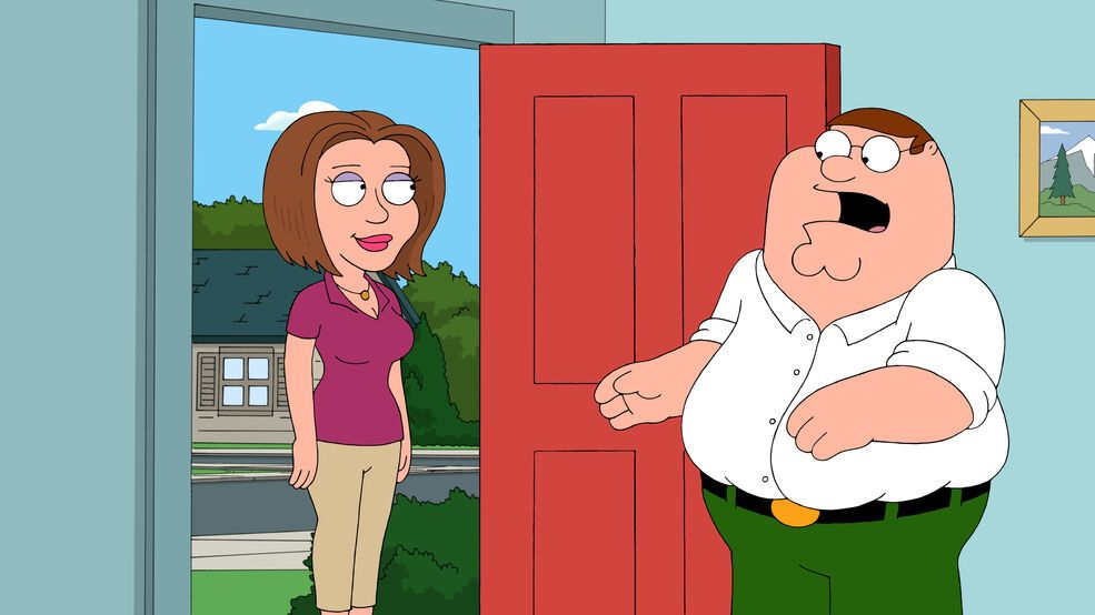 Gretchen Mercer Family Guy Wiki Fandom Family Guy American Dad Old Flame