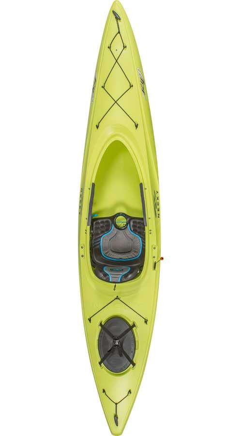 Necky Rip 12 Single Kayak with Dropdown Skeg | Click to Learn More