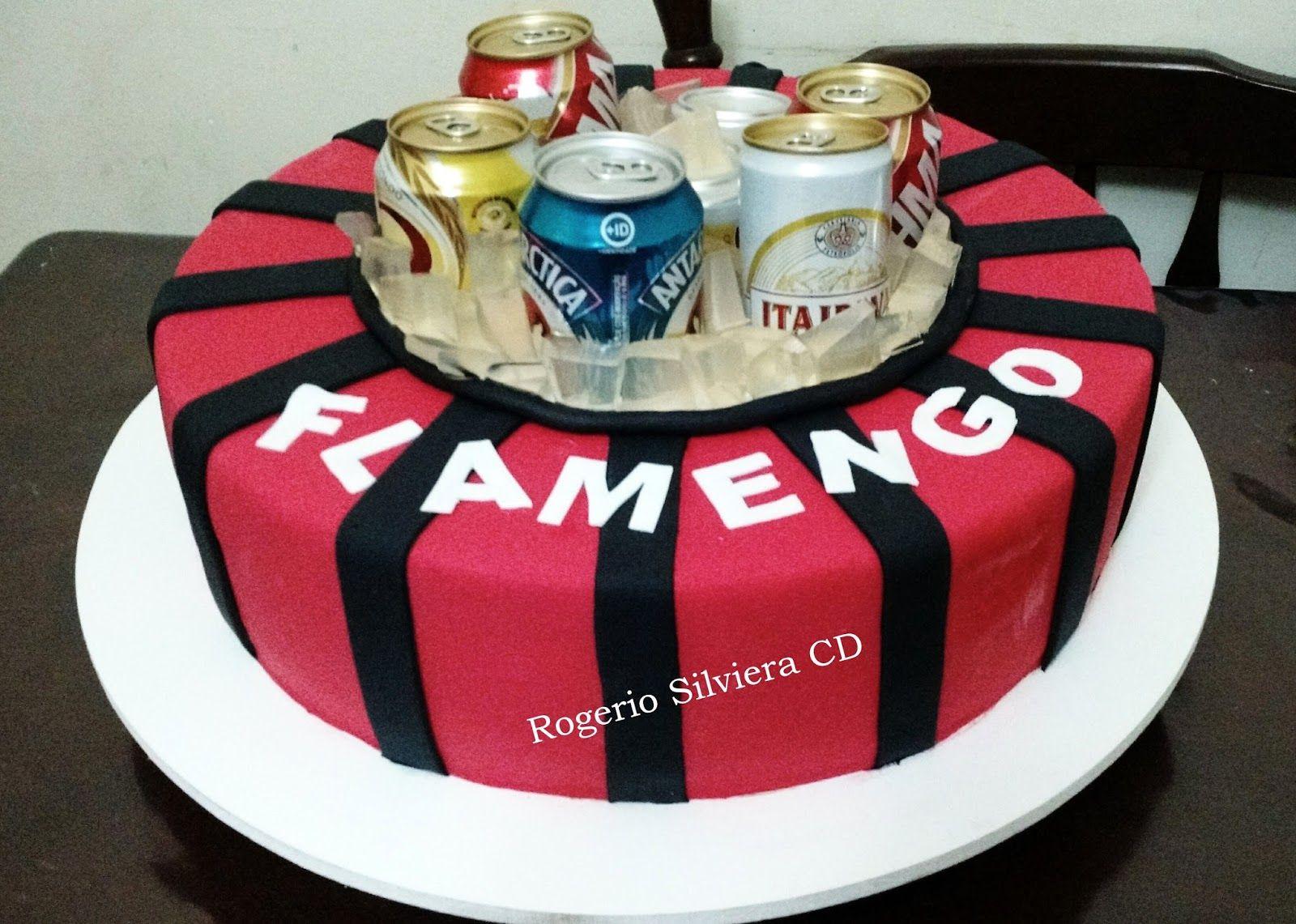 Bolo Cervejas Flamengo Jpg 1600 1141 Bolo Bolo Cerveja Bolo