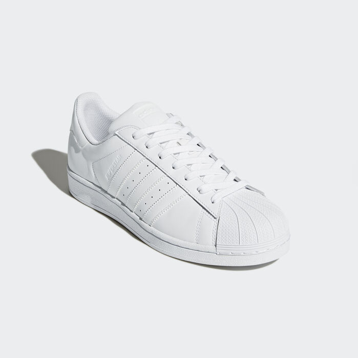 Superstar Foundation Shoes White 4,4.5,5.5,6,6.5,7,7.5,8,8.5