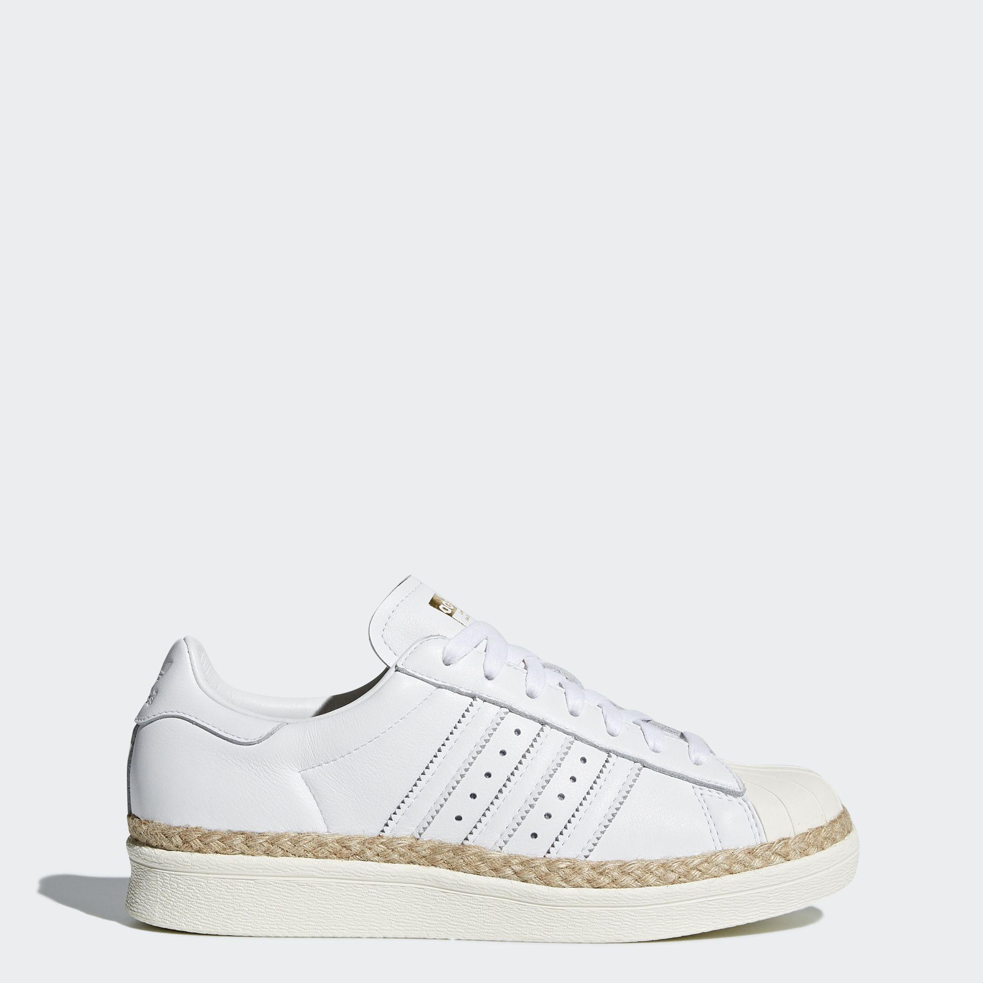 8816428c358 Compra Sapatos Superstar 80s New Bold - Branco em adidas.co.uk! Vê
