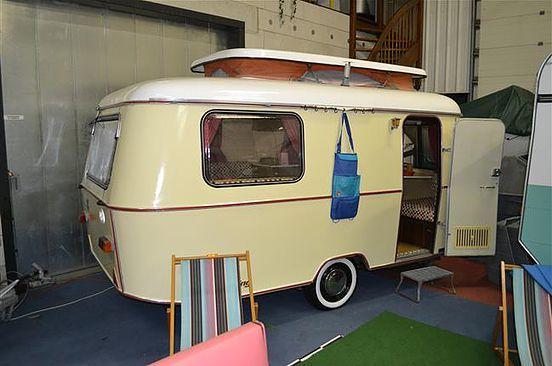 retrocaravans eriba touring triton trailers camper. Black Bedroom Furniture Sets. Home Design Ideas
