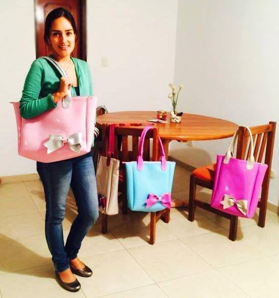 SAMTINY  Matildelina  Modernos bolsos, variedad de diseños y colores, para todas las edades.