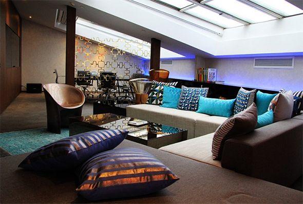 Mahmut Anlar redesigns W Istanbul | Hotel Management